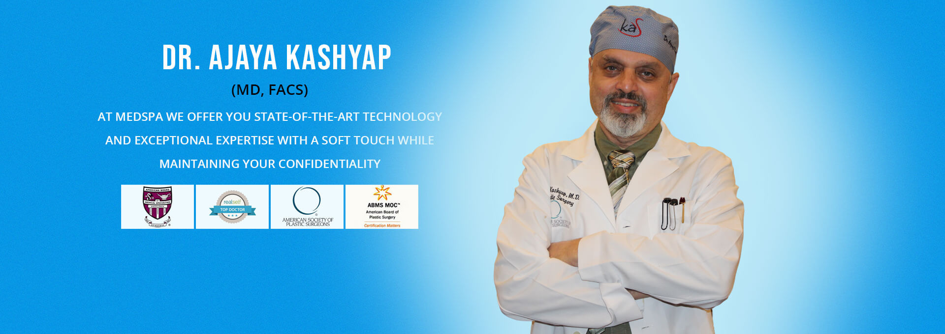 Dr Ajaya Kashyap Plastic Surgeon